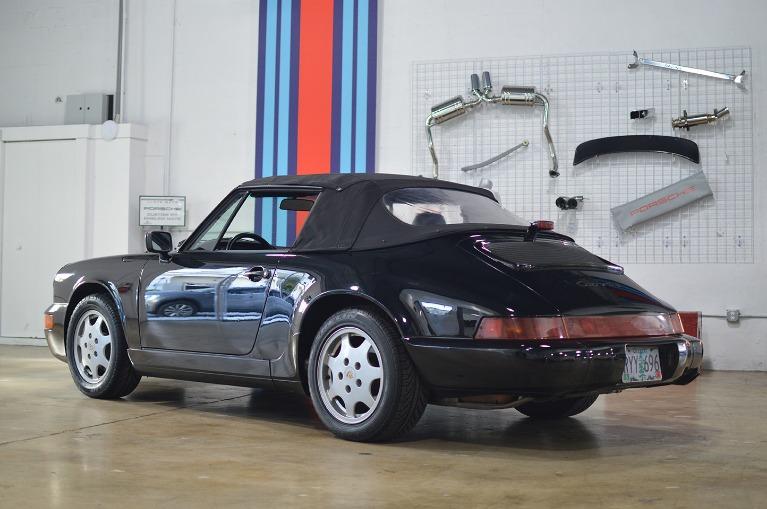 Used-1991-Porsche-911-Carrera-964-C2