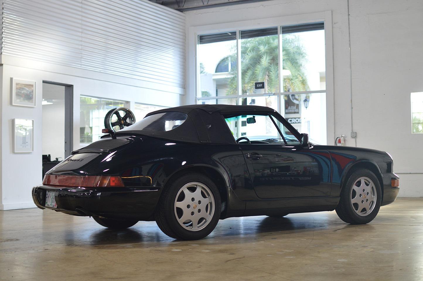 Used 1991 Porsche 911 Carrera 964 C2