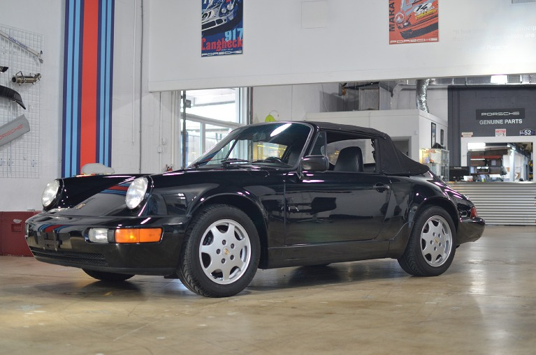 Used Used 1991 Porsche 911 Carrera 964 C2 for sale $38,964 at Vertex Auto Group in Miami FL