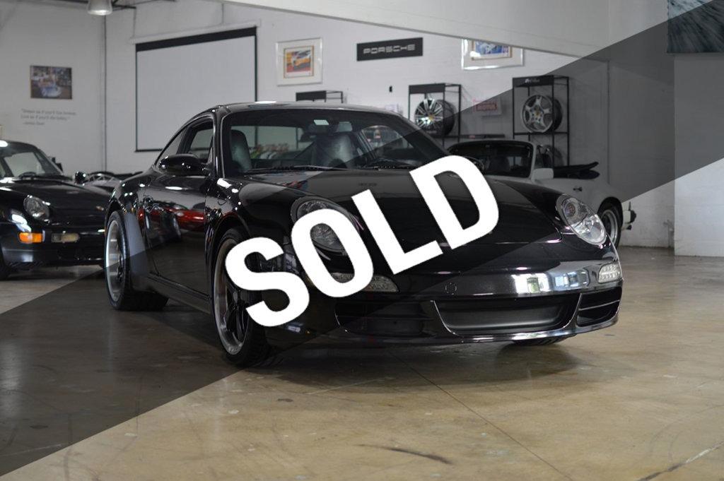 Used 2006 Porsche 911 Carrera 4 Used 2006 Porsche 911 Carrera 4 for sale Sold at Vertex Auto Group in Miami FL 1